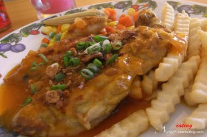 Grilled Chicken A'la Indonesia