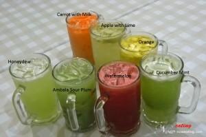 Fruit Juice Party