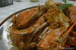 Swee and Sour Flower Crab
