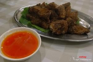 Chicken Lobak