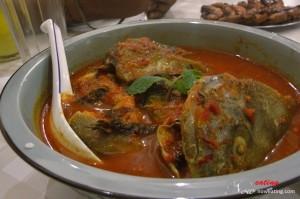 Ikan Gulai Tumis