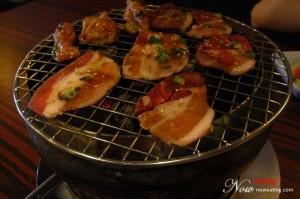 Charcoal BBQ Stove