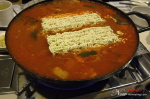 Kimchi-jeon-gol 泡菜火锅