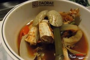 Heamool-tang 海鲜辣锅汤