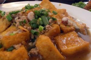 Dried Shrimp Tofu (虾米豆腐)