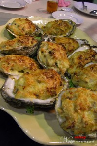 Baked Cheese Oyster