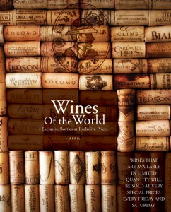 farquhar's bar - wines of the world
